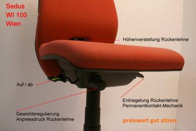 Bedienungsanleitungen Bürostühle - Preiswert gut sitzen ...
